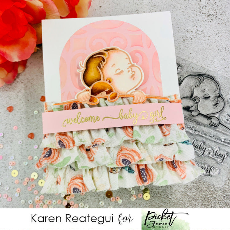 Welcome Baby Girl with Karen Reategui
