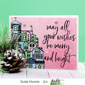 May All Your Wishes Be Merry and Bright with Susie Moore