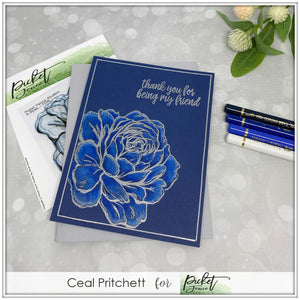 Blue Rose with Ceal Pritchett