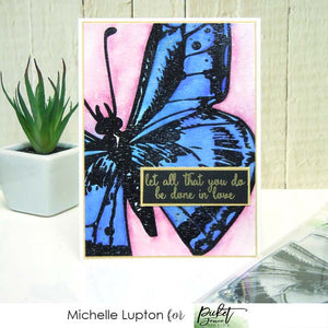 Swallowtail beauty with Michelle Lupton