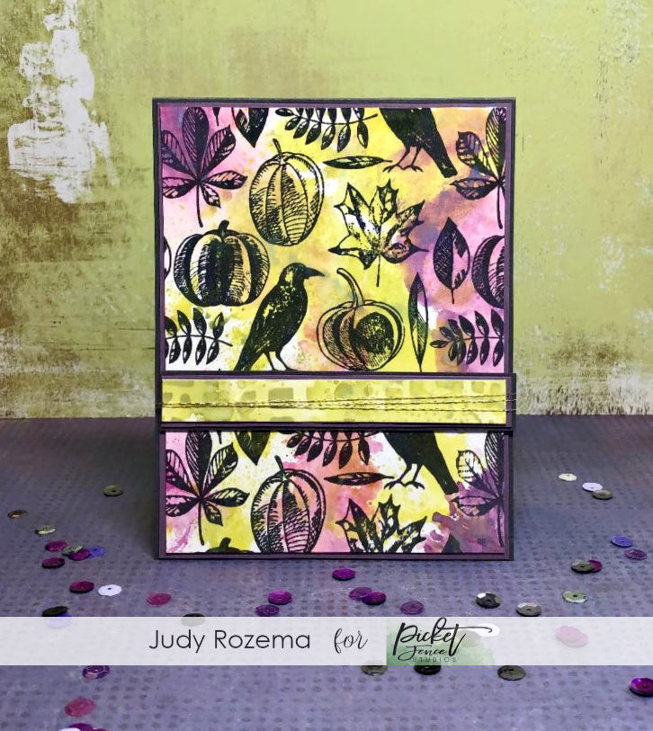 More July Release Fun with Judy Rozema