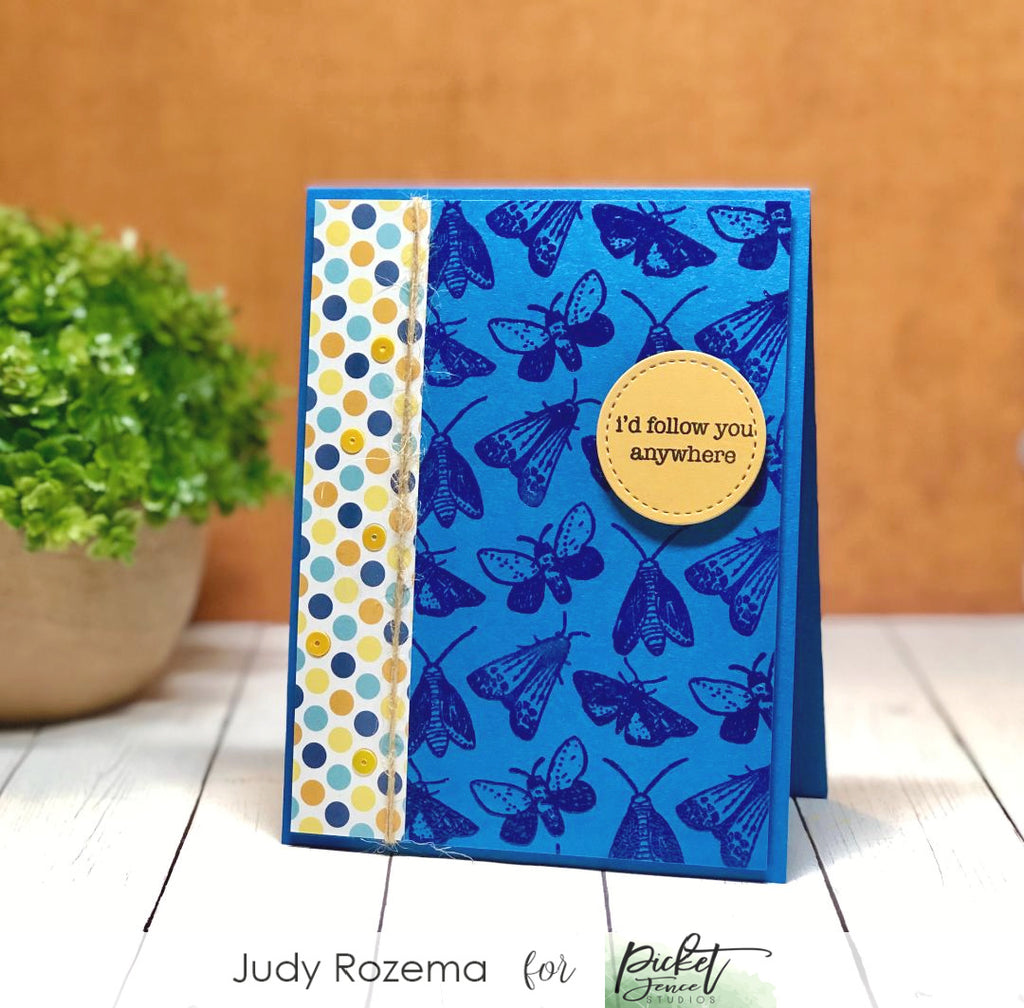 Creating 4x4 Repeating Backgrounds with Judy Rozema