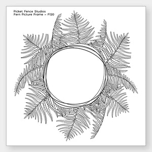 Fern Picture Frame
