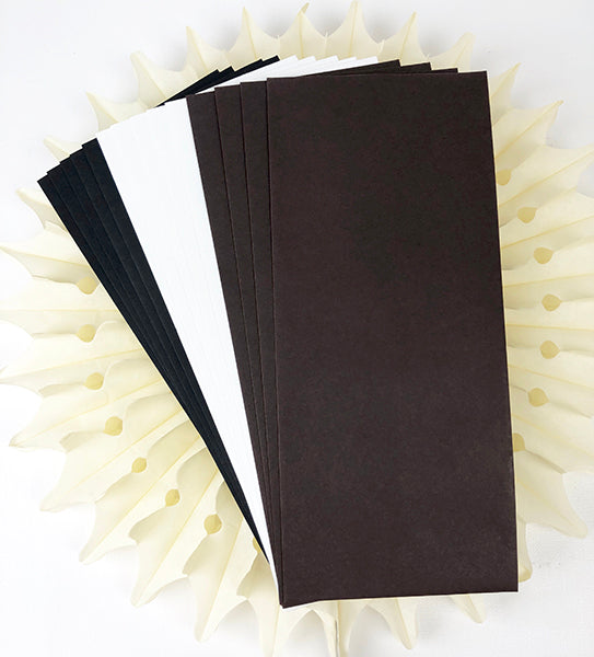 Slim Line Neutral Envelopes