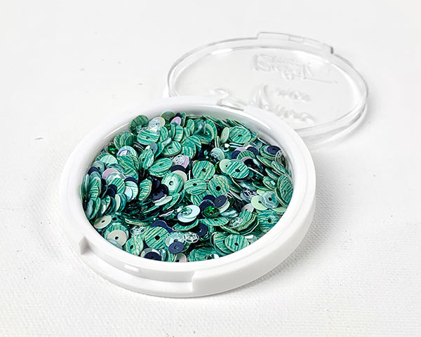Aqua Seas Sequin Mix