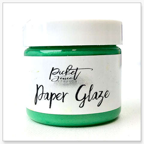 Paper Glaze - Leaf Green