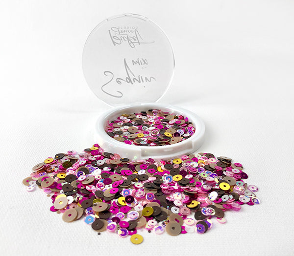 The Pink Lady Sequin Mix