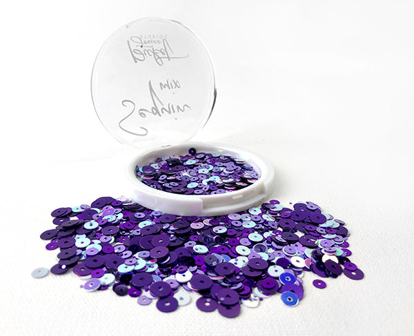 Purple People Eater Sequin Mix