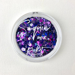 Berry Infusion Sequin Mix