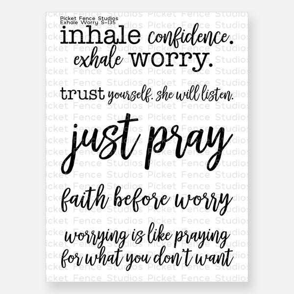 Exhale Worry
