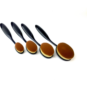 Life Changing Blender Brushes: 4-Pack Broad Application