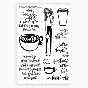 Coffee Understands Stamp Set