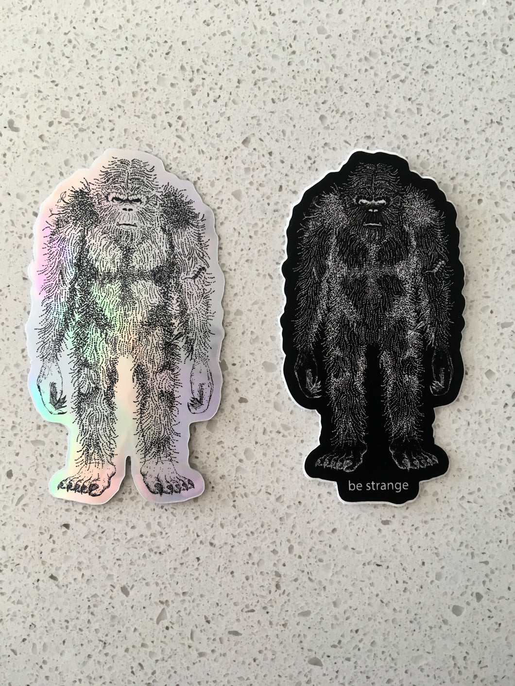 Forest Creature Sticker Set
