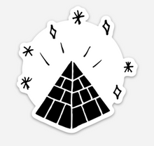 Load image into Gallery viewer, Necropolis Vinyl Sticker