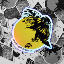 Load image into Gallery viewer, Thunderbird Holographic Vinyl Sticker **LIMITED EDITION**