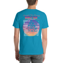Load image into Gallery viewer, World Tour Band Tee