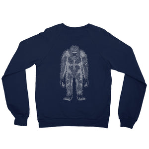 Forest Creature Crewneck
