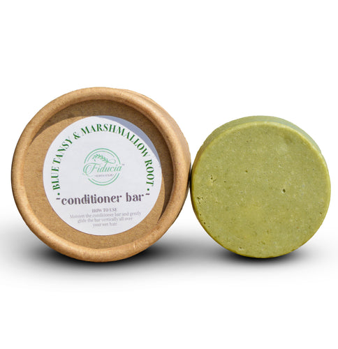 Blue Tansy & Marshmallow Root Conditioner Bar