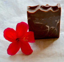 Load image into Gallery viewer, Cold Processed Soap (Chocolate & Coconut Milk)