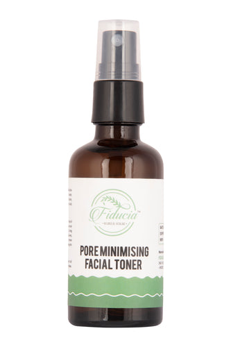 Pore minimizing facial toner - Fiducia Botanicals