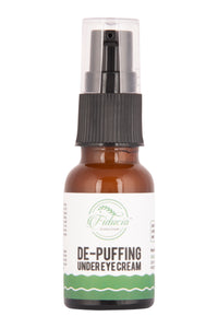 De-puffing under eye cream - Fiducia Botanicals