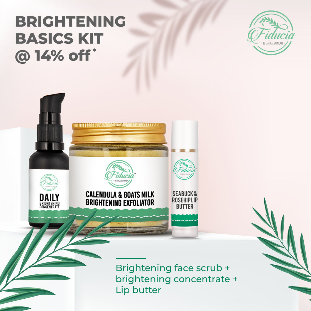 Brightening Basics (Effective for all kinds of pigmentation)