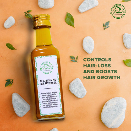 Healthy Scalp & Hair Reviving Oil