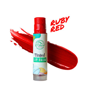 Tinted Lip Balm ( Ruby Red)