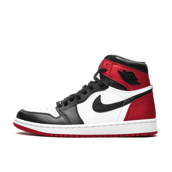 Jordan 1 Retro High Women's Satin Black Toe