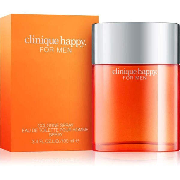 Clinique Happy For Men EDT - 100 ML - La Dulce Esencia