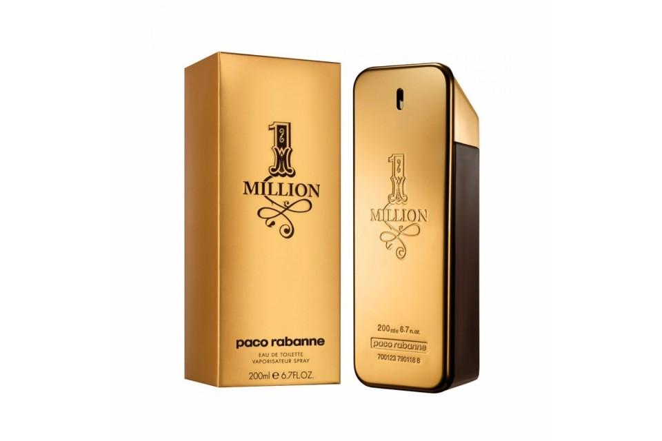 Paco Rabanne One Million EDT - 200 ML Hombre - La Dulce Esencia