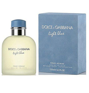 Dolce & Gabbana Light Blue EDT - 125 ML Hombre - La Dulce Esencia