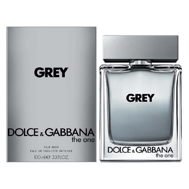 Dolce & Gabbana The One Grey EDT - 100 ML Hombre - La Dulce Esencia