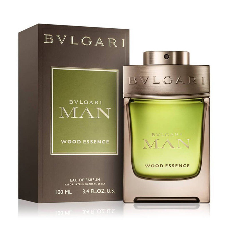 Bulgari Man Wood Essence EDP - 100 ML - La Dulce Esencia