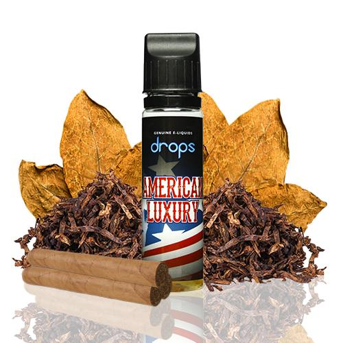 Drops Signature American Luxury 50ml (Shortfill)