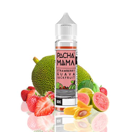 Pachamama Strawberry Guava Jackfruit 50ml (Shortfill)