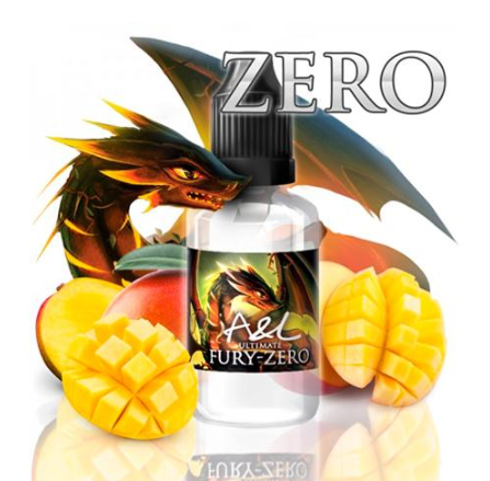 A&L Ultimate Aroma Fury Zero 30ml