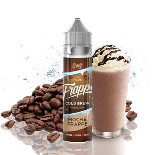 Frappe Cold Brew Mocha 50ml (Shortfill)