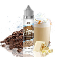 Frappe Cold Brew White Chocolate Mocha 50ml (Shortfill)