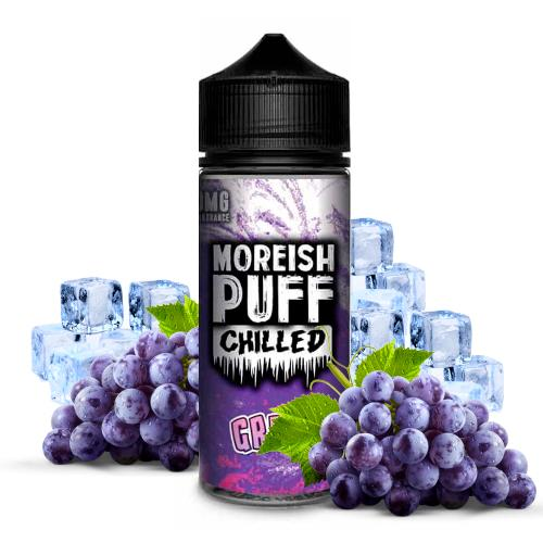 Moreish Puff Chilled Grape 100ml (Shortfill)