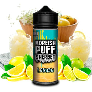 Moreish Puff Sherbet Lemon 100ml (Shortfill)