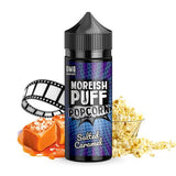 Moreish Puff Popcorn Salted Caramel 100ml (Shortfill)