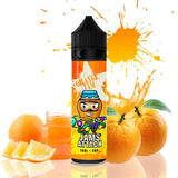 Jams Attack Orange Marmalade 50ml (Shortfill)