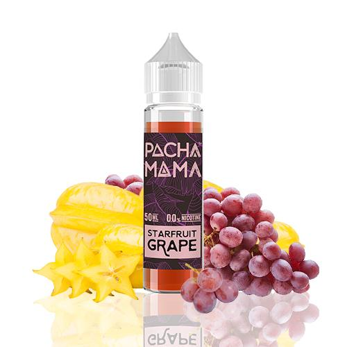 Pachamama Subohm Starfruit Grape 50ml (Shortfill)