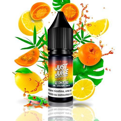 0Just Juice Nic Salt Exotic Fruits Lulo & Citrus 10ml