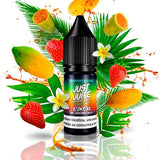 Just Juice Nic Salt Exotic Fruits Strawberry & Curuba 10ml