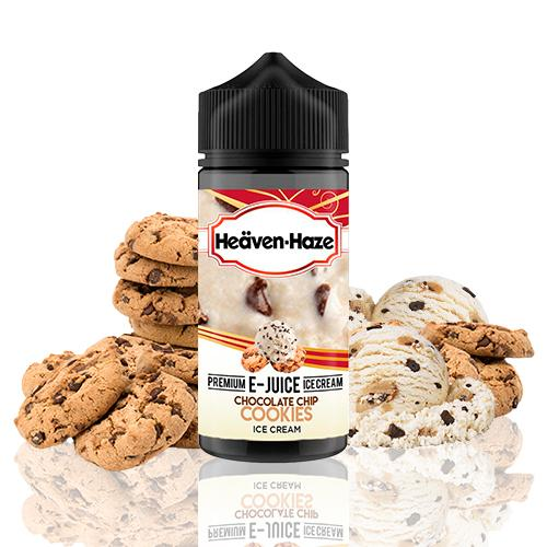 Heaven Haze Chocolate Chip Cookies 100ml