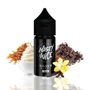 Nasty Juice Aroma Tobacco Silver Blend 30ml