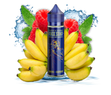 THE ROCKSTAR - BANANA RASPBERRY 50/60ML 0MG