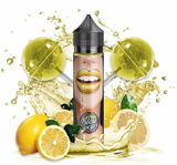 SWEET BLOW POP - LEMON GUM LOLLYPOP 50/60ML 0MG